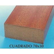 Moldura cuadrado 70 x 30