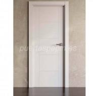 Puerta Lacada Moderna W001