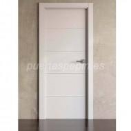 Puerta Lacada Moderna W003