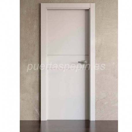 Puerta Lacada Moderna W005